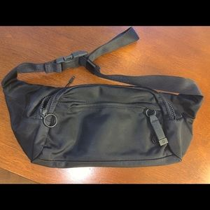 Lululemon On The Beat Belt Bag, Black